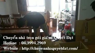 Chuyển văn phòng trọn gói tại phố Định Công
