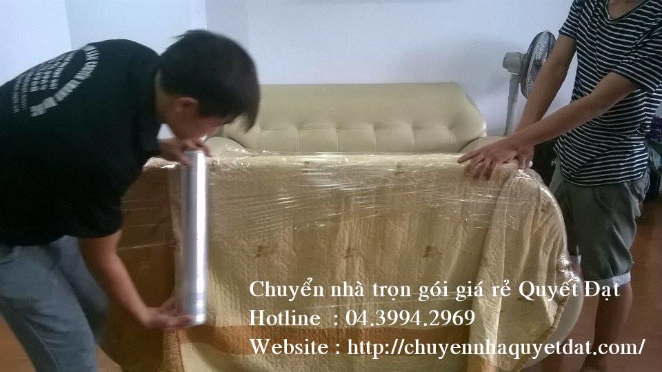 Chuyển văn phòng uy tín tại phố Chính Kinh