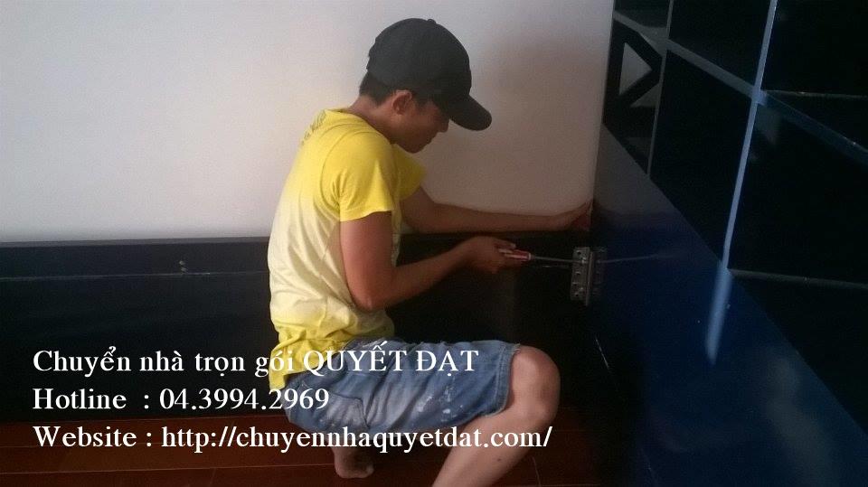 Chuyển nhà chuyên nghiệp tại phố Nguyễn Khang