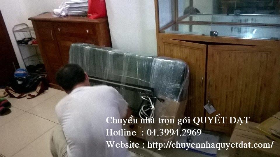 Chuyển nhà trọn gói tại phố Dương Quảng Hàm