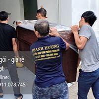Dịch vụ chuyển nhà Quyết Đạt tại phố Lê Thanh Nghị