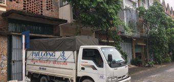 Quyết Đạt chuyển nhà chất lượng phố Trần Đăng Ninh