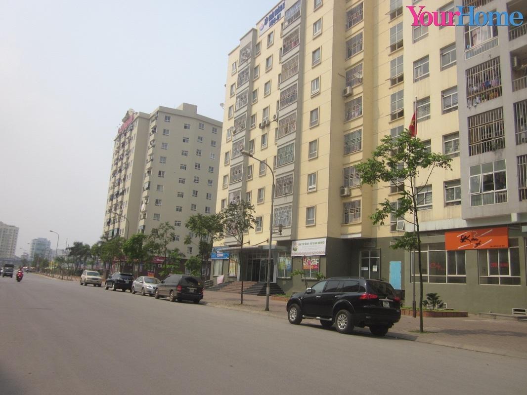 Chuyển nhà chuyên nghiệp tại phố Nguyễn Khánh Toàn