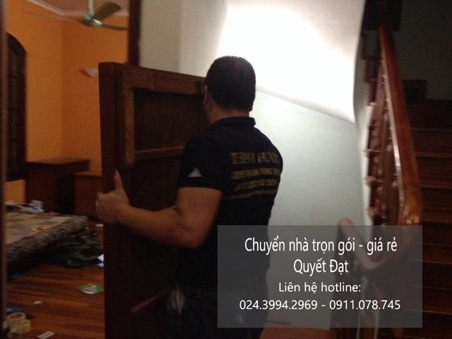 Dịch vụ chuyển nhà trọn tại phố Đào Duy Anh