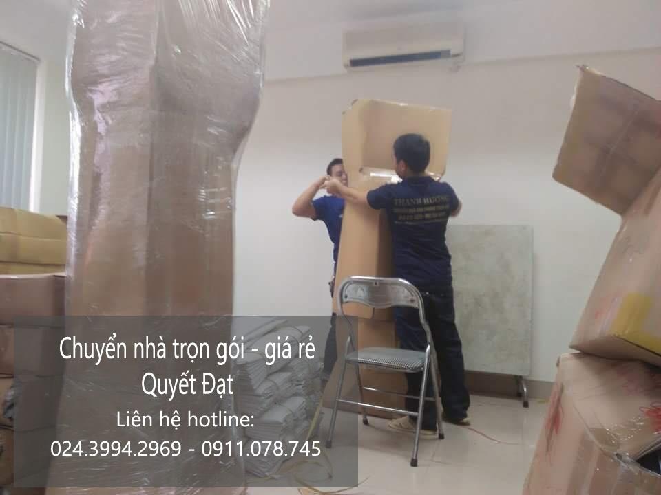 Chuyển nhà trọn gói tại phố Phùng Khoang
