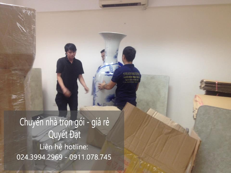 Dịch vụ chuyển nhà tại phố Kim Giang