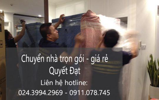 Dịch vụ chuyển nhà phố Hòe Nhai đi Quảng Ninh