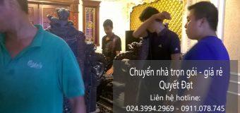 Chuyển nhà trọn gói giá rẻ phố Nguyễn Cao Luyện