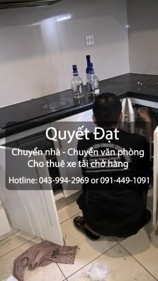 Công ty Quyết Đạt phục vụ quý khách hàng tại phố Ngọc Thụy
