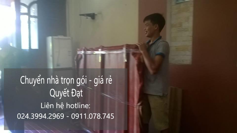 Dịch vụ chuyển văn phòng chất lượng tại phố Đàm Quang Trung