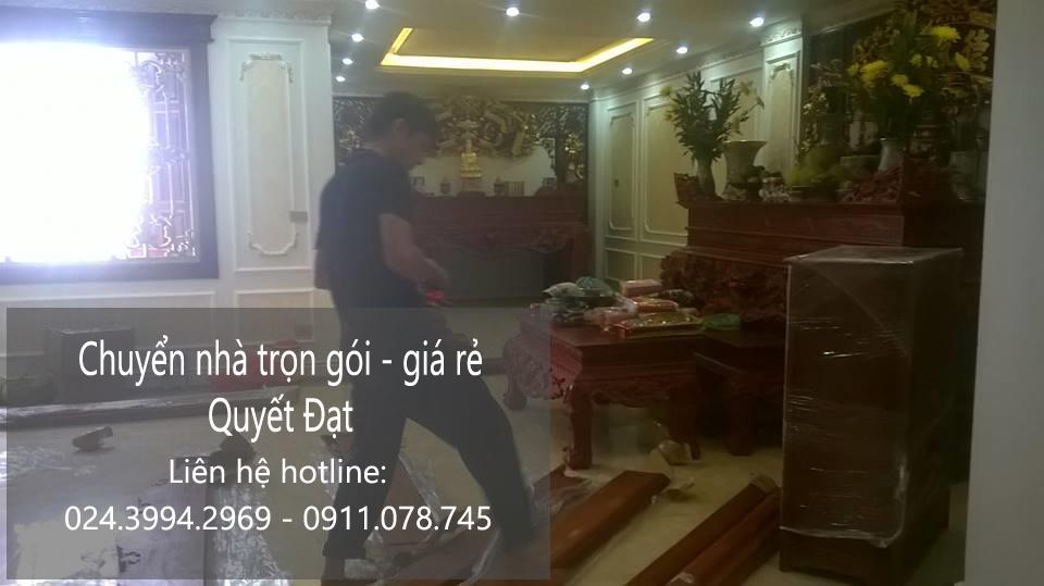 Chuyển nhà trọn gói tại phố Huế-0932 029 968