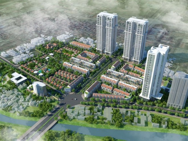 Vinhomes Garden City