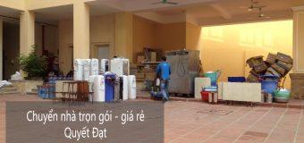 Dịch vụ chuyển nhà trọn gói tại phố Thượng Thanh