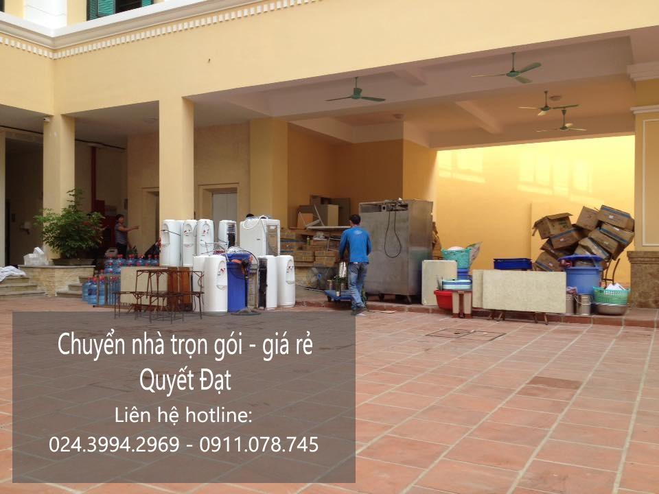 Dịch vụ chuyển nhà trọn gói tại phố Thượng Thanh -093.202.9968