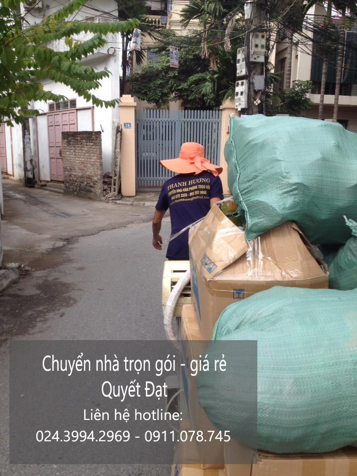 Dịch vụ chuyển nhà trọn gói tại phố Hội Xá-093.202.9968