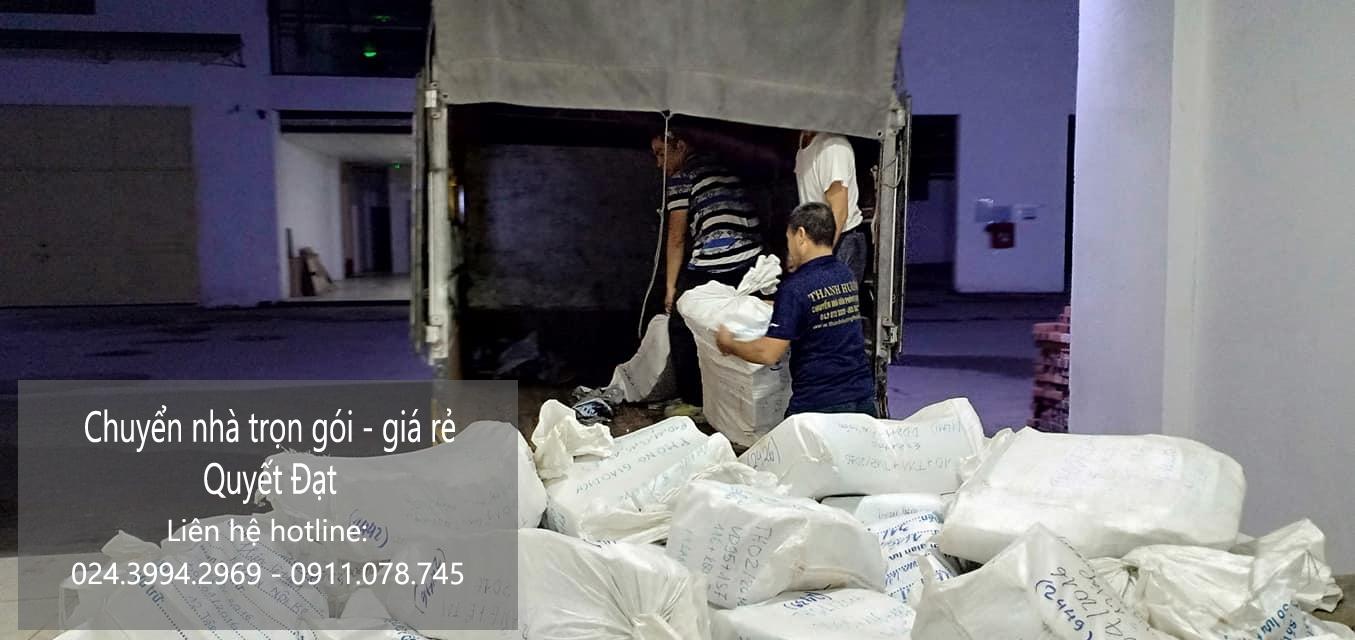 Dịch vụ chuyển nhà Quyết Đạt tại xã Chàng Sơn