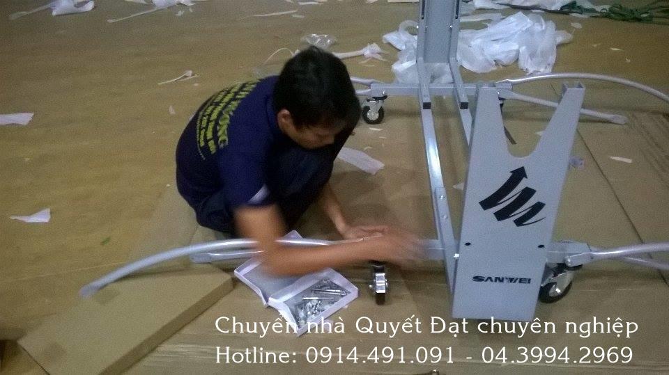 Thanh Hương chuyển nhà trọn gói giá rẻ phố Dương Khuê