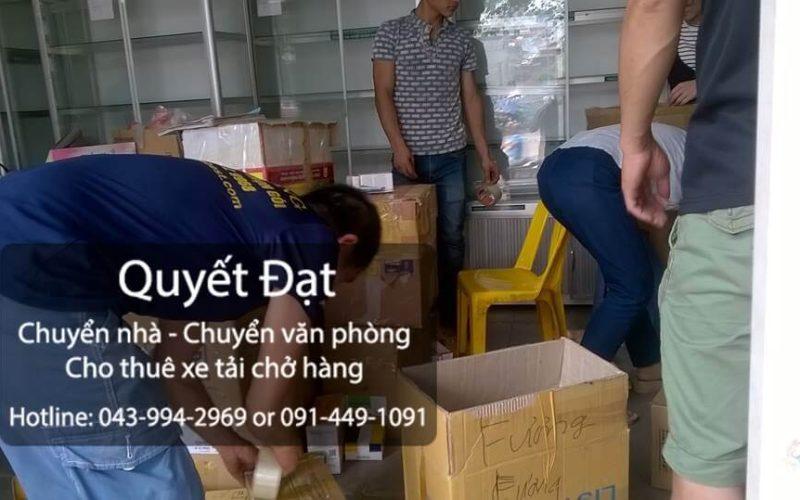 Dịch vụ chuyển nhà phố Bát Đàn đi Quảng Ninh