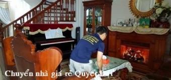 Dịch vụ chuyển nhà trọn gói tại phố Nguyễn Trãi