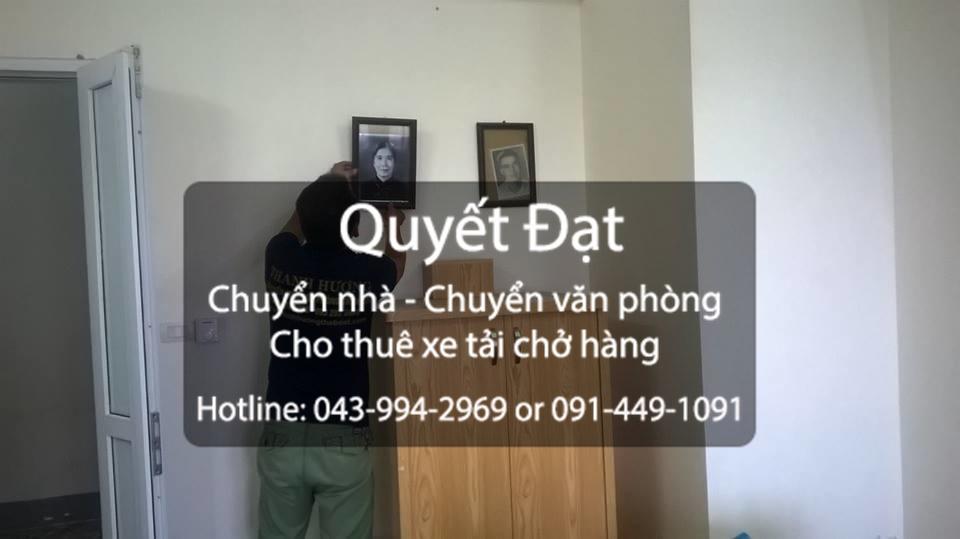 Chuyển nhà trọn gói giá rẻ tại đường Lâm Du