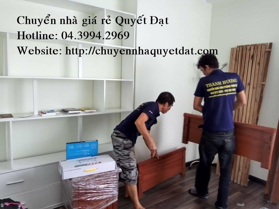 Chuyển văn phòng trọn gói tại làng Cốm Vòng