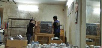 Dịch vụ chuyển nhà trọn gói tại phố Mai Phúc