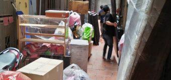Chuyển nhà trọn gói tại phố Chu Huy Mân