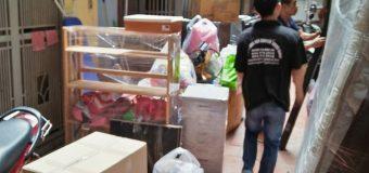Dịch vụ chuyển nhà trọn gói tại phố Trần Danh Tuyên