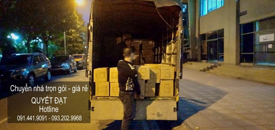 Dịch vụ chuyển nhà tại phường Việt Hưng