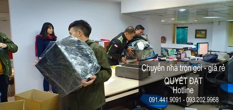 Dịch vụ chuyển nhà trọn gói Quyết Đạt Hà Nội đi Bắc Ninh