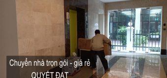 Chuyển nhà trọn gói Quyết Đạt tại phố Nguyễn Khắc Hiếu