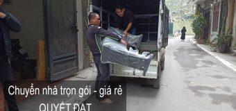 Chuyển nhà Quyết Đạt tại phố Đào Văn Tập