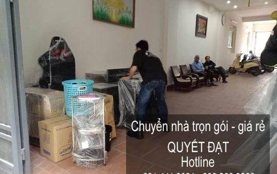 Chuyển nhà giá rẻ phố Hàng Mành đi Quảng Ninh