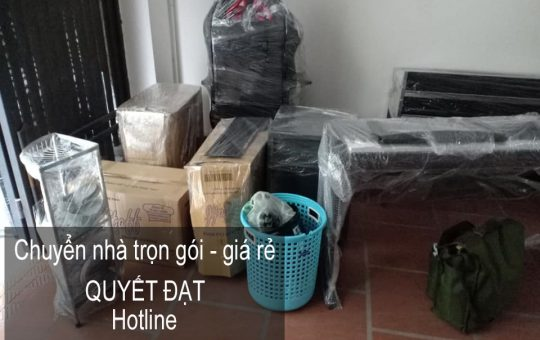 Dịch vụ vận chuyển phố Lê Văn Linh đi Hòa Bình