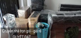 Dịch vụ chuyển nhà Quyết Đạt tại phố Mai Chí Thọ