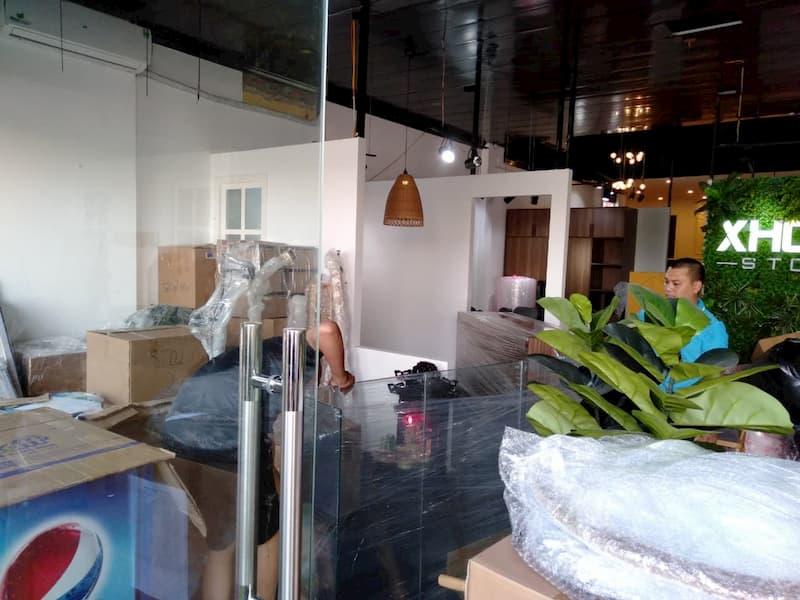 Dịch vụ chuyển nhà Quyết Đạt tại xã Tân Dân