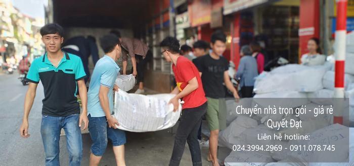 Dịch vụ chuyển nhà Quyết Đạt tại phường Lĩnh Nam