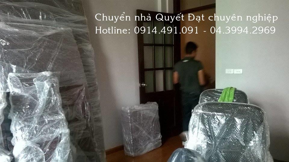 Thanh Hương chuyển văn phòng chuyên nghiệp tại phố Nguyễn Khả Trạc