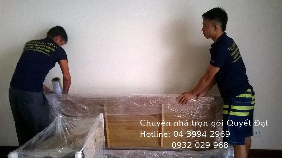 Thanh Hương chuyển văn phòng giá rẻ phố Nguyễn Phong Sắc