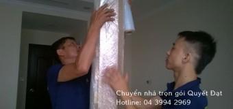 Chuyển nhà trọn gói tại Đường Nguyễn Khuyến – Phúc La