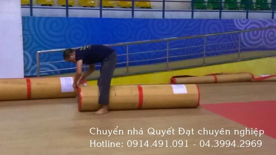 Chuyển nhà trọn gói tại phố Mai Dịch với Thanh Hương