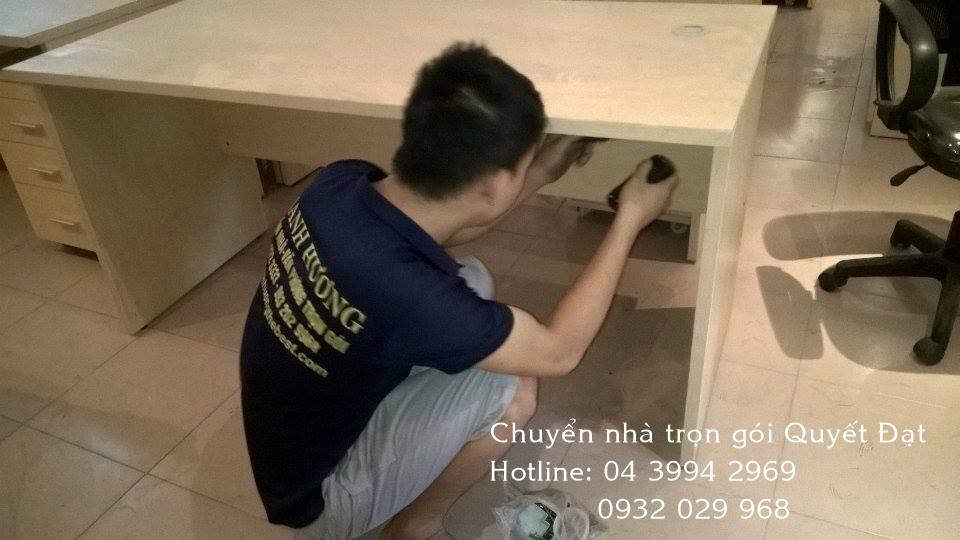 Chuyển nhà giá rẻ chọn gói tại Nguyễn Ngọc Vũ với Thanh Hương