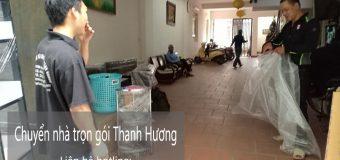 Dịch vụ chuyển nhà Quyết Đạt tại đường Lâm Hạ