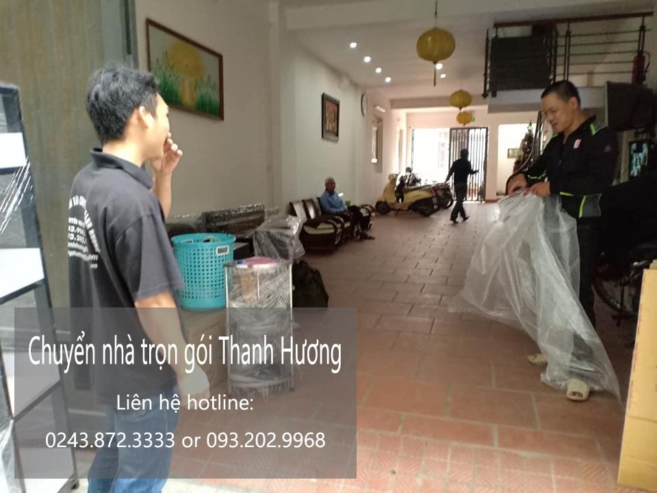 Dịch vụ chuyển nhà Quyết Đạt tại xã Thọ An