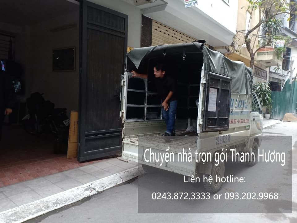 taxi tải chuyển nhà quyết đạt tại đường Vạn Hạnh