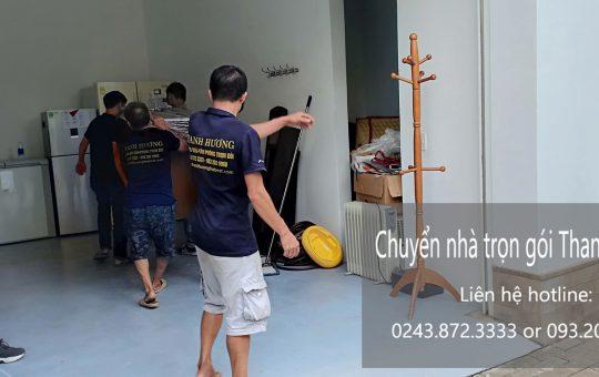 Chuyển nhà trọn gói tại đường Vạn Hạnh đi Hà Nam