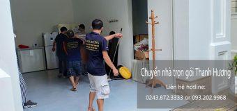 Dịch vụ chuyển nhà trọn gói giá rẻ tại phố Đặng Xuân Bảng