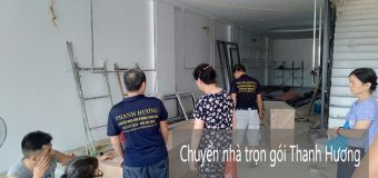 Chuyển nhà chất lượng giá rẻ Quyết Đạt phố Giang Văn Minh