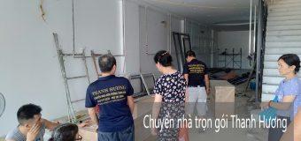 Dịch vụ chuyển nhà Quyết Đạt tại xã Hương Sơn
