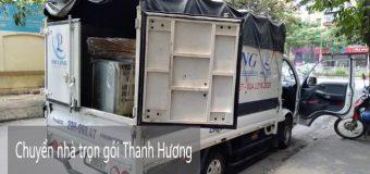 Dịch vụ chuyển nhà trọn gói tại phố Pháo Đài Láng